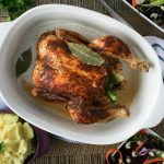 Cajun Roasted Chicken